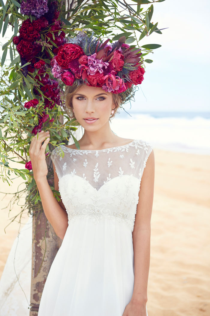 Beach-Wedding-Dress-by-Demetrios (1)
